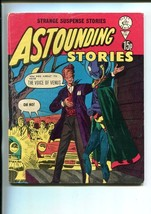 ASTOUNDING STORIES -#136-BRITISH-HORROR-SPACEMAN--SCI FI-vg - $44.14