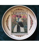 Vintage LADIES HOME JOURNAL 1906 Serving Tray Souvenir Collector Collect... - $19.95