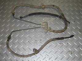 SUZUKI 1998 QUAD RUNNER 500 4X4 FRONT BRAKE LINES (BIN 135) P-7045L  PAR... - $30.00
