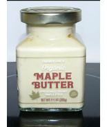 Organic Creamy Maple Butter 9.5oz (269g) Limited Seasonal Edition Trader... - $19.79