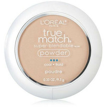 L'Oreal Paris True Match Super Blendable Powder Compact C3 or C6 You Choose - $9.95