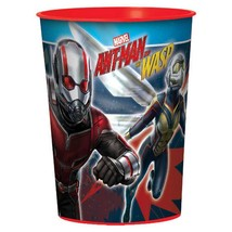 Ant Man and Wasp Stadium Keepsake 16 oz Plastic Collectible Cup Party Su... - $2.23