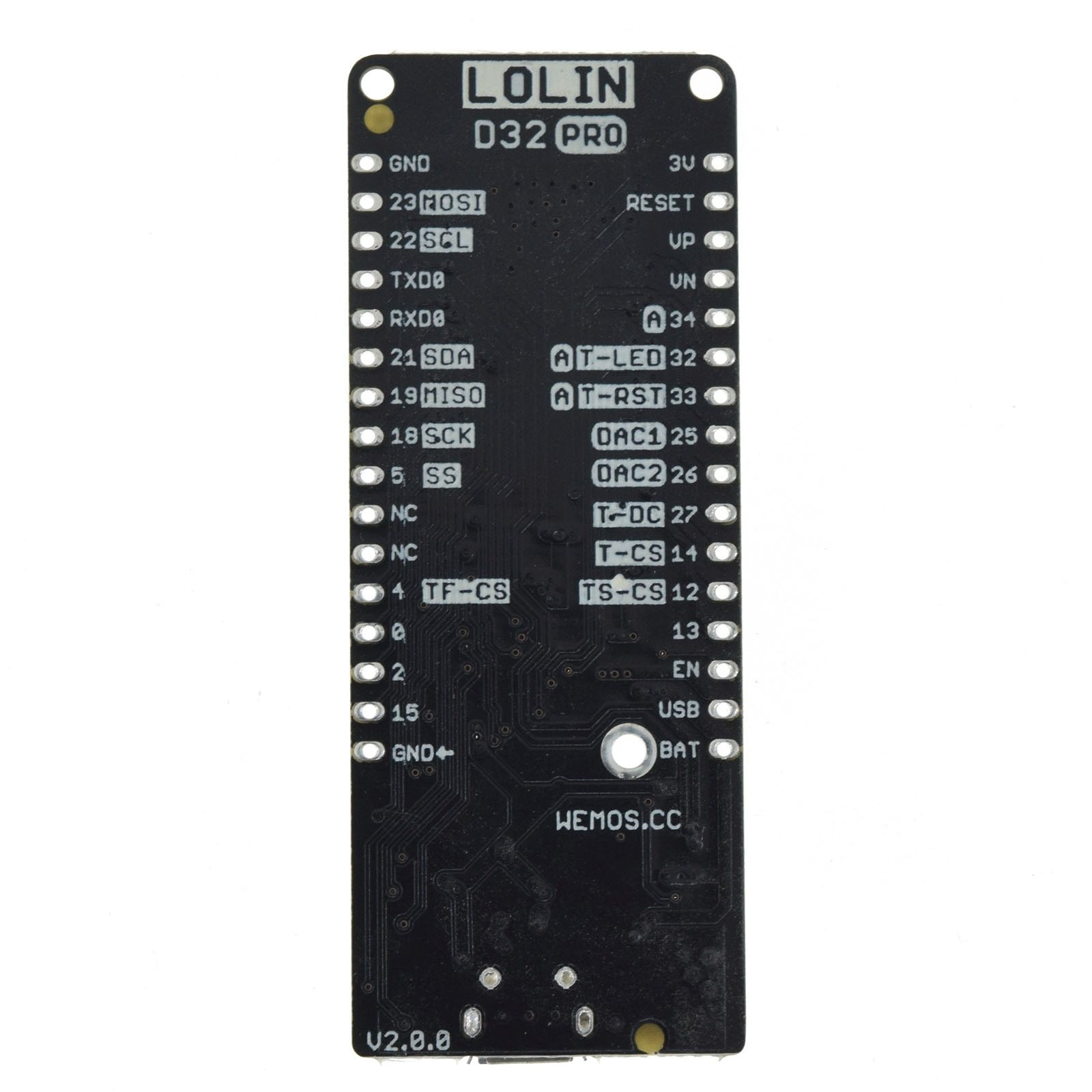 LOLIN D32 Pro V2 0 0 wifi & bluetooth board and 50 similar items