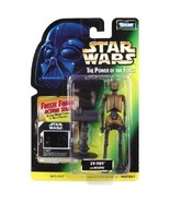 Star Wars POTF EV-9D9 action figure - $7.99