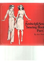 The Stretch and Sew Sewing Book Part 2 [Paperback] Person, Ann - $13.84