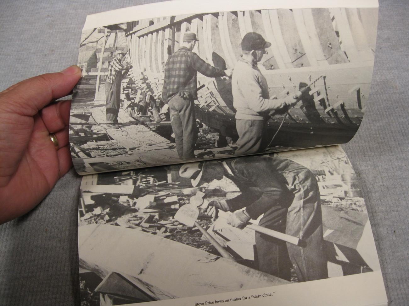 Frame-Up! by Dana Story Story People Shipyards of Essex, Massachusetts1986