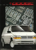 1993 Dodge CARAVAN sales brochure catalog US 93 SE ES GRAND - $6.00