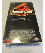 Jurassic Park VHS - $3.00
