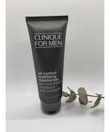 Clinique For Men Oil-Control Mattifying Moisturizer Gel Hydratan 3.4oz/1... - $28.70