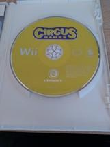 Nintendo Wii Circus Games: 20 Big Top Classics ~ COMPLETE image 3