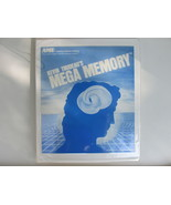 Mega Memory Home Study Audio Course by Kevin Trudeau - $12.00
