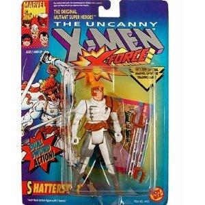 Uncanny X-Men X-Force Shatterstar action figure