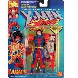 Uncanny X-Men X-Force Warpath action figure