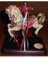 """Carousel Collection 4"""" Tall 5"""" Wide Carousel Ho... - $4.99"""