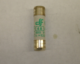 Altech Cylinder Fuse 4A, 44004 - $1.50