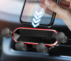 Car Phone Holder for Phone Stand in Car Air Vent Outlet Clip Mount Mobile - £10.92 GBP