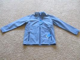 BNWT Columbia Ascender Soft Shell Men's Jacket, Size L, Blue, $115 - $64.35