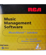 MusicMatch Jukebox Software - $0.00