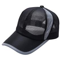 2019 Hot sale Summer Breathable Mesh Baseball Cap Men Women Sport Hats f... - £7.75 GBP
