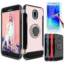 For Samsung Galaxy J3 2018/Star/Orbit/Achieve Ring Holder Case/Screen Prot - $19.90