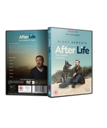 Ricky Gervais DVD - After Life Season 1 DVD - $20.00
