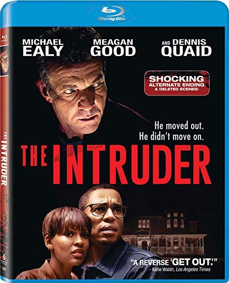 The Intruder (Blu-ray, 2019)