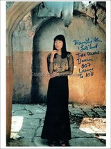Diana Lee Hsu Autograph *James Bond, Licence to Kill* Hand Signed 10x8 P... - $41.25