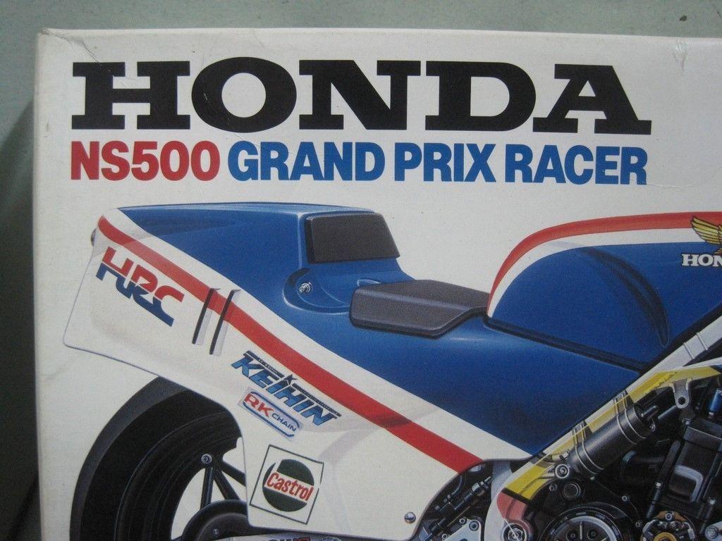 Tamiya Honda Ns 500 Grand Prix Racer Model And 19 Similar Items Scale Kits Ducati Desmosedici Kit 1 12 N 32