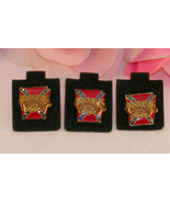 New Collectible Lot of Three (3) Arkansas State Pins - $7.99