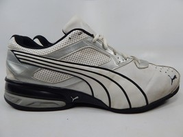 Puma Tazon 5 Size US 13 M (D) EU 47 Men's Cross Training Athletic Shoes White