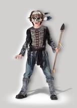 InCharacter Indian Spirit Warrior Native American Boy Halloween Costume CB17028 - $35.99