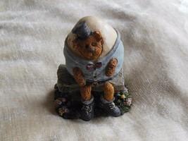Boyd's Bears Humpy Dumpy...All Cracked Up-Bearstone #2458  - $26.72