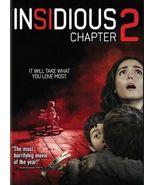 Insidious: Chapter 2 (DVD, 2013) - $9.95