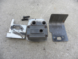 Poulan / Weedeater / Craftsman Blower Muffler Assembly #545090001 - $12.82