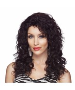 ELEGANTE COLLECTION BRAZILIAN REMY 100% HUMAN HAIR WIG 'H ROSA' CURLY WIG - $86.99