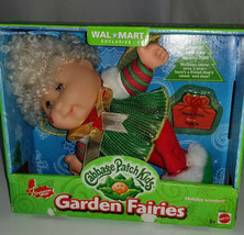 Cabbage Patch Kids Garden Fairies Christmas Wish 28340 Angie Tricia 2000 NW Rare - $14.90