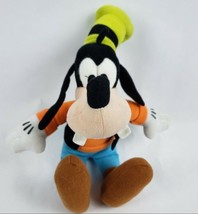 "Disney Goofy 12"" Plush Dog Mickey Mouse & Friends Stuffed Animal Soft Do... - $12.13"