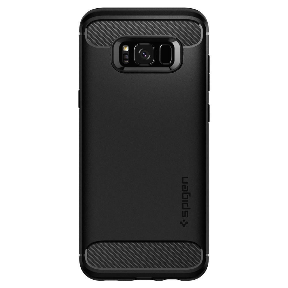 Spigen Galaxy S8 Plus Case Rugged Armor Black