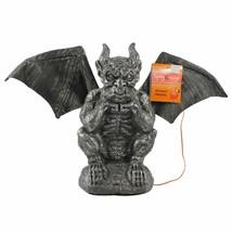 Halloween Spooky Village Animated Talking Gargoyle - Light/Sound/Motion - €26,50 EUR