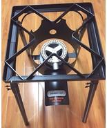 High Pressure, Single Burner Propane Manual Igniter W/Stand 33000 BTU/HR... - $118.79