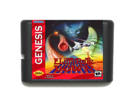 Eliminate Down 16-Bit Fits Sega Genesis Mega Drive Game - $9.99