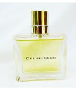 Celine Dion eau de toilette spray 1.7 fl oz 50 ml Coty almost full no box - $15.84