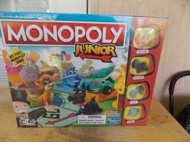 Monopoly Junior Game - $20.00