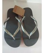 Havaianas Kids Flip Flops Sandals Pool Shoes Size 3 4 years - $13.86