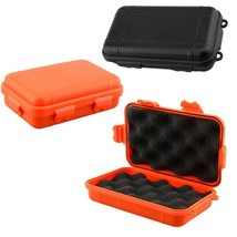 Outdoor Shockproof Waterproof Airtight Survival Case For Storage Matches... - $6.99+