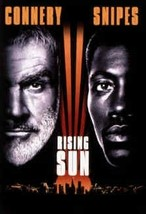 DVD - Rising Sun DVD  - $7.08