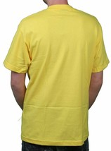 Famous Stars & Straps Yellow/Black Check It Checker BOH Badge of Honor T-Shirt S image 2