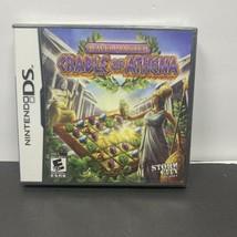 Jewel Master: Cradle of Athena (Nintendo DS, 2010) New - $10.87
