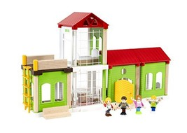 BRIO World - 33941 Family House | 46 Piece Play House for Kids Ages 3 an... - $51.21