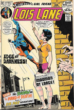 Superman's Girlfriend Lois Lane Comic Book #118, DC Comics 1972 VERY FINE+ - $31.82